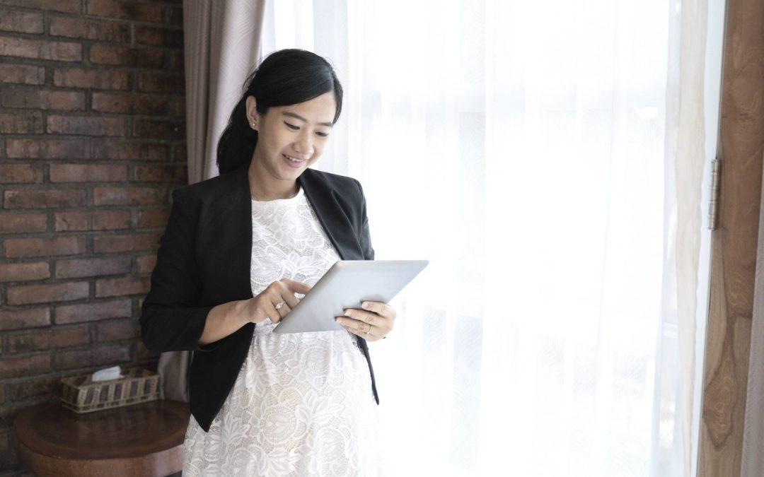 Arbeiten während dem Elterngeldbezug als Selbstständige – darf ich zum Elterngeld dazuverdienen?